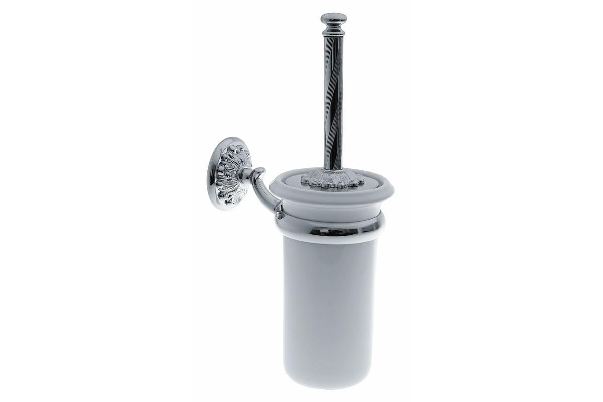 Scopini Da Bagno Ceramica : Porta scopino da appoggio in ceramica tratto bagno associati